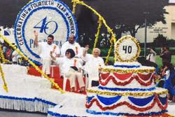 40th Anniversary Parade