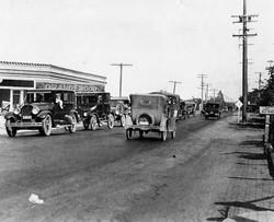Telegraph Road c.1902