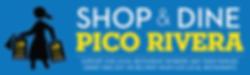 Shop and Dine Pico Rivera Logo 2020 (rec
