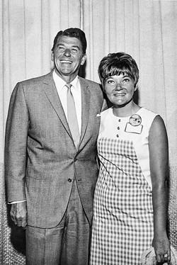 Governor Ronald Reagan