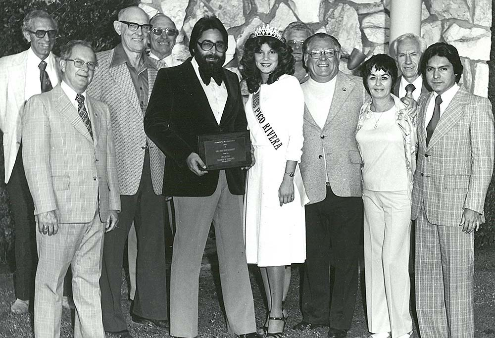 Miss Pico Rivera c.1980's