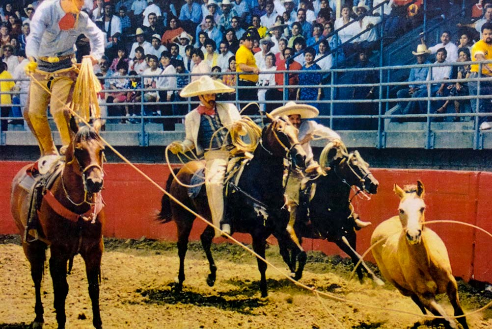 Charreada (Mexican Rodeo)