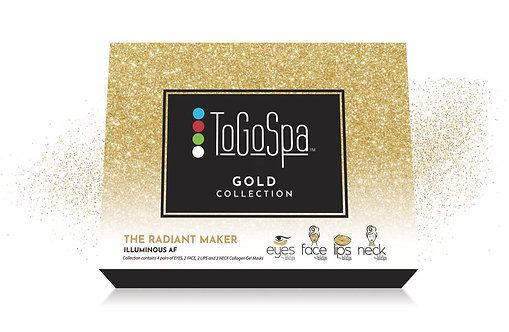 Pomegranate and Gold Collections (buy 1 each, total 2 boxes)