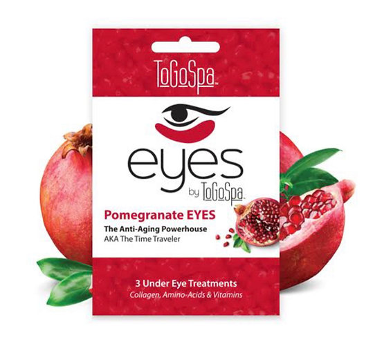 Pomegranate Eye Pad (box of 3)