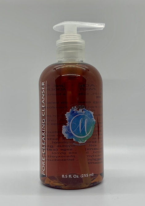 Pore Clearing Cleaner 8oz