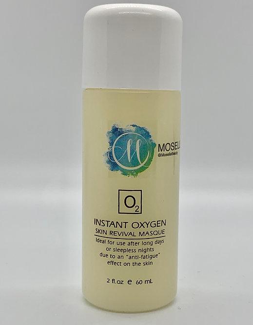 Instant Oxygen Mask (Bubble Mask)