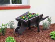 Wheelbarrow  - Metal Wheel XLarge