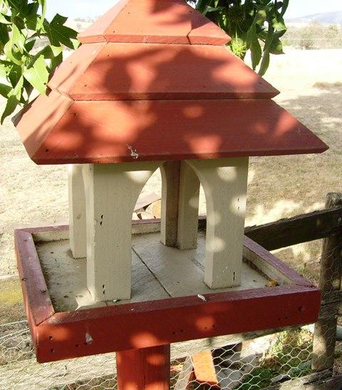 Sanctuary birdhouse