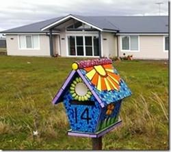 Cottage Letterbox