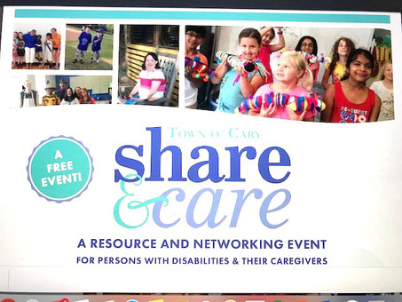 Share and Care Event