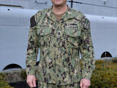 Manitowoc Native supports U.S. Navy shipyard surge as part of COVID-19 response