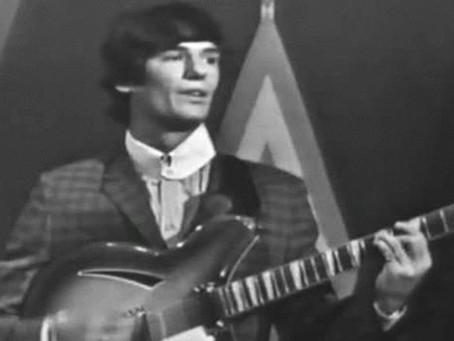 Original Turtles rhythm guitarist Jim Tucker dies at age 74