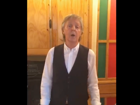 Rolling Stones, Paul McCartney and many more stars performed on the One World: Together at Home