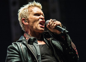 It's a nice day for a weird collaboration: Billy Idol to appear on new Miley Cyrus album