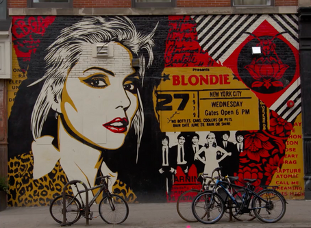 Debbie Harry explains why Blondie wasn't a traditional punk band
