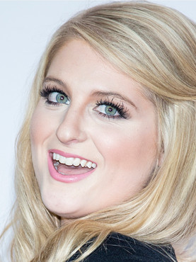 """Meghan Trainor tops Billboard chart with """"White Christmas"""" duet"""