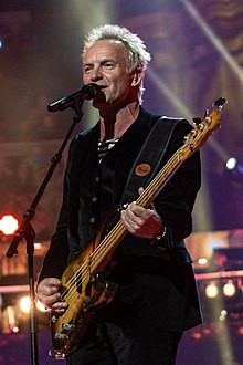 """Bono and Sting featured in People's 2020 """"Sexiest Men"""" issue"""