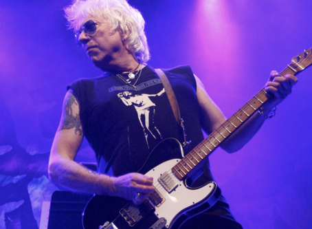 Sobering Times: Ex-Joan Jett guitarist Ricky Byrd to release new studio album