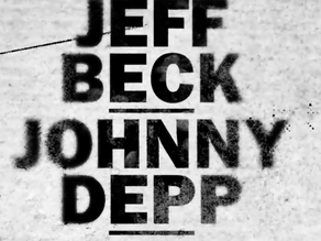 """Listen to Jeff Beck and Johnny Depp's new cover of the 1970 John Lennon song """"Isolation"""""""