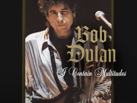 """Listen to new Bob Dylan song, """"I Contain Multitudes,"""" featuring references to The Rolling Stones"""