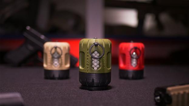 Firesoft Grenades