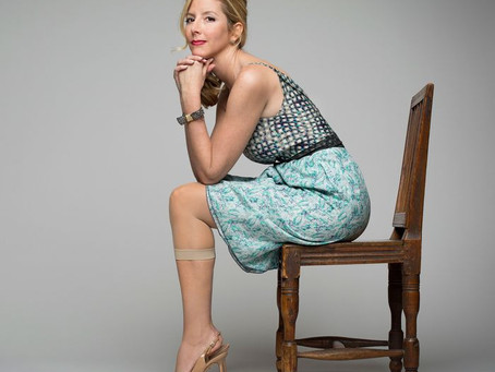 Sarah Blakely - I just found a new role model