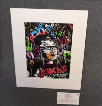 Two 2014 Reflections' Pieces Displayed at National PTA Convention