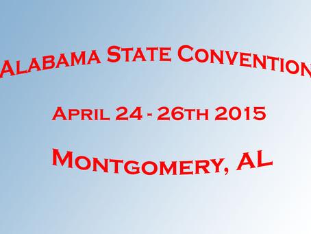 Convention Registration Deadline - April 3