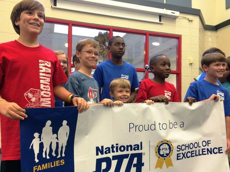 Congratulations to Rainbow Elementary - National School of Excellence Winner