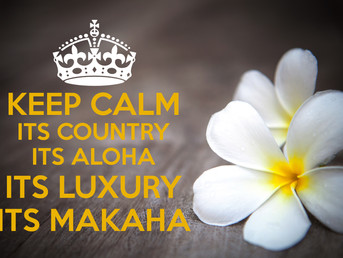 Luxury Living in Country Aloha Style!