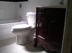 Updated Guest Bath