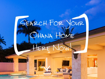 Search For Your Home In Hawaii