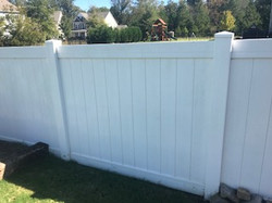 Fort Mill Vinyl Fence Contractor