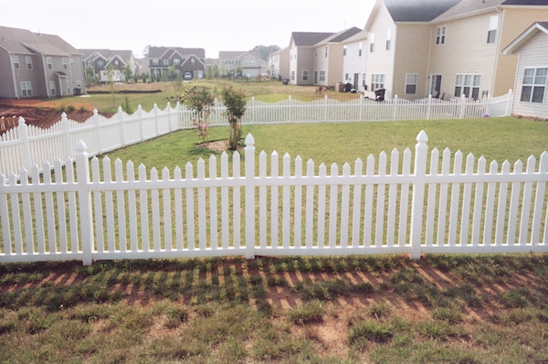 Fort Mill Vinyl Fence Company