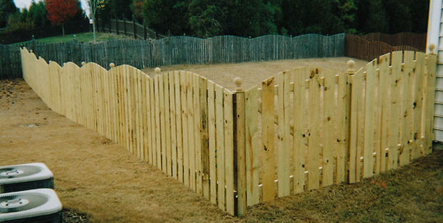 Fort Mill Wood Fence Company