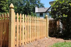 Wood Fence Repair