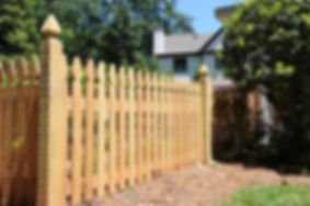 Fort Mill Fence Installation