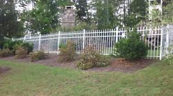 Waxhaw Aluminum Fence