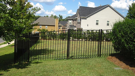 Aluminum Fence Fort Mill