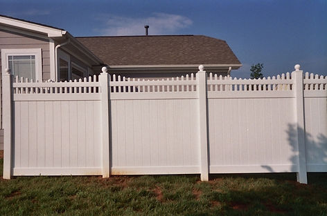 Union County Vinyl Fence Company