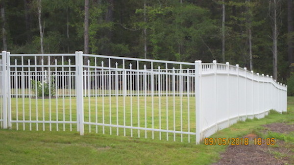 Charlotte Aluminum Fence