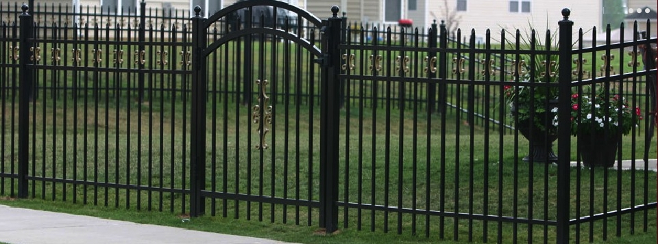 Fort Mill Aluminum Fence Company