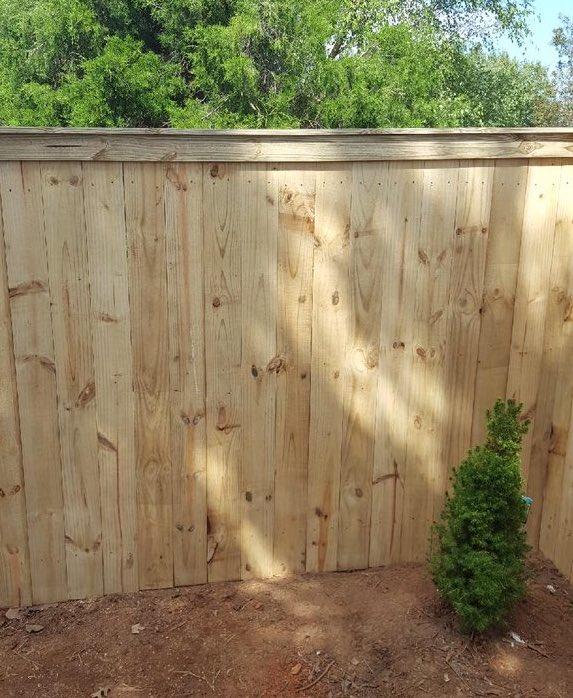 Waxhaw, NC Wood Fence Contractor