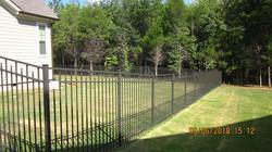 Aluminum Fence Repair