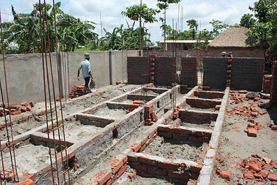 Construction work India