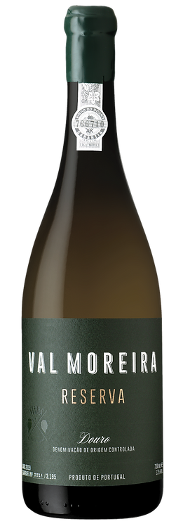 Val Moreira Doc Douro Reserva Branco 2019