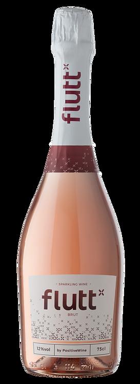Flutt Espumante Brut Rosé 2017