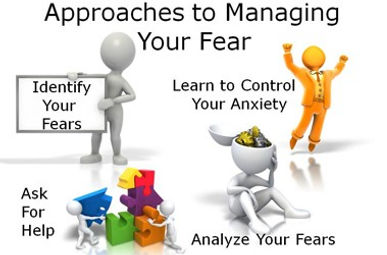 Holistic EQ: Fear manifests as problems in the colon, with