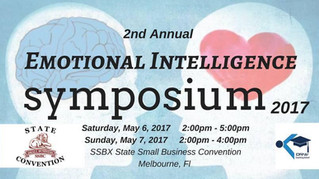 2017 Emotional Intelligence Symposium was held during the 2017 State Small Business Expo in Melbourn