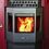 Thumbnail: ComfortBilt HP22 Pellet Stove Burgundy